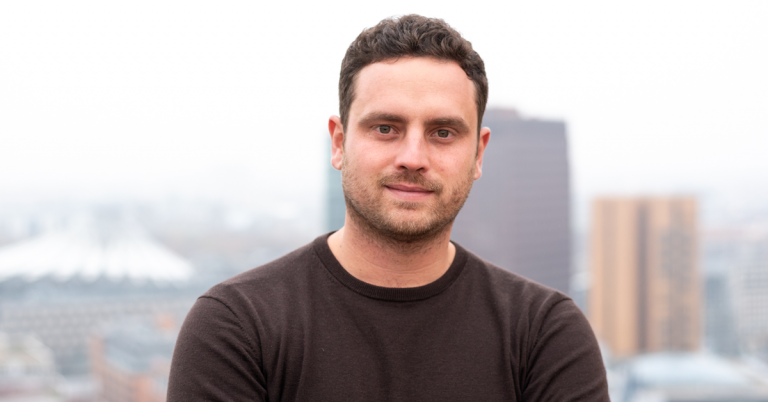 Audry CEO & Co-Founder Eugenio Warglien