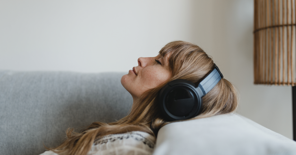 podcasting is good for your mental health